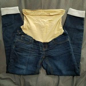 Secret Fit Belly Super Soft Maternity Jeans